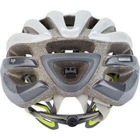 Giro Saga Helmet Damen matte white/citron